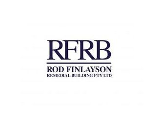Rod Finlayson Remedial Building Pty Ltd